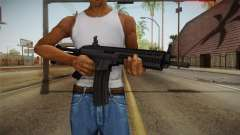 XCR Assault Rifle для GTA San Andreas