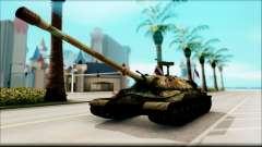ИС 7 для GTA San Andreas