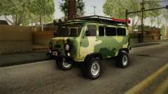 УАЗ-452 Буханка Off Road