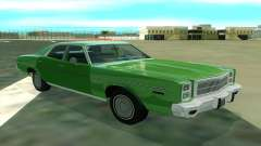 Plymouth Fury Salon 1978 для GTA San Andreas