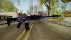 Tiger Violet M4