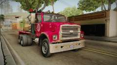 GTA 5 Vapid Towtruck Large Worn для GTA San Andreas