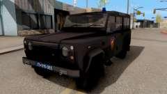 Land Rover Defender Žandarmerija