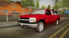 Chevrolet Silverado Work Truck 2001