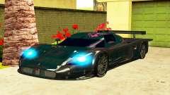 Maserati MC-12 GT1 Sports для GTA San Andreas
