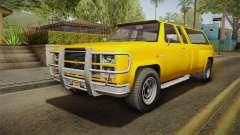 GTA 5 Vapid Bobcat XL для GTA San Andreas