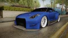 Nissan GT-R R35 NFSUC Tuning для GTA San Andreas
