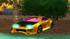 Mitsubishi Eclipse GST 1999