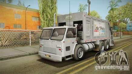 GTA 5 Jobuilt Trashmaster 2 IVF для GTA San Andreas