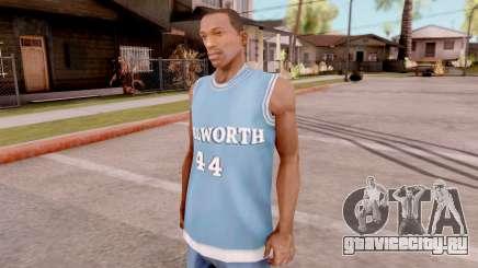 """Майка """"Bullworth 44"""" для GTA San Andreas"""