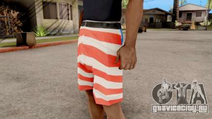 USA Shorts для GTA San Andreas