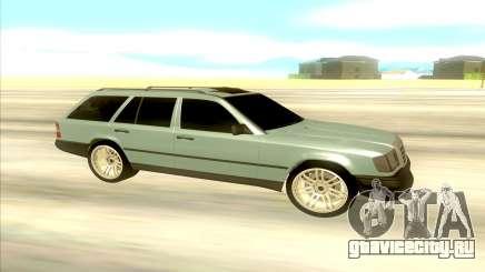 Mercedes-Benz W124 Wago для GTA San Andreas