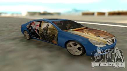 Mersedes-Benz CLS 350 для GTA San Andreas