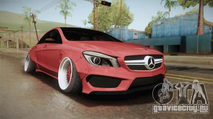 Mercedes-Benz CLA 45 AMG WideBody 2014 для GTA San Andreas