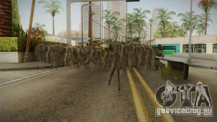 M40A3 Ghillie для GTA San Andreas