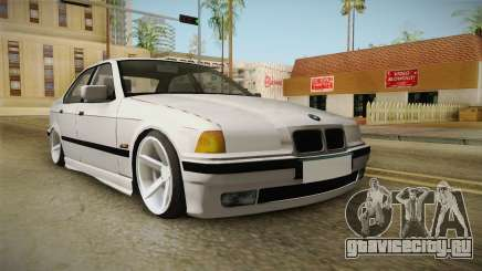 BMW 3 Series E36 1992 Sedan для GTA San Andreas