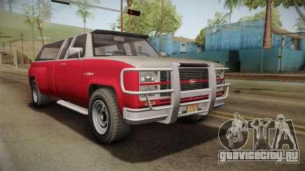 GTA 5 Vapid Bobcat XL IVF для GTA San Andreas