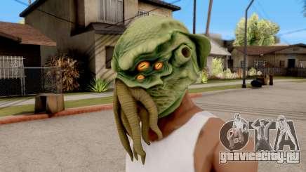 Маска Ктулху для GTA San Andreas
