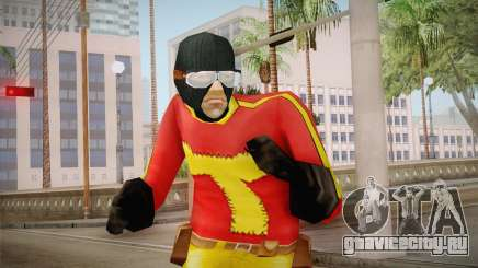 Toni Cipriani in Hero Costume для GTA San Andreas