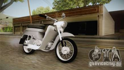 JAWA 50 Pionyr для GTA San Andreas