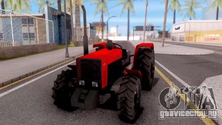 BELARUS 1025 v2 для GTA San Andreas