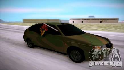 ВАЗ 2112 олива для GTA San Andreas