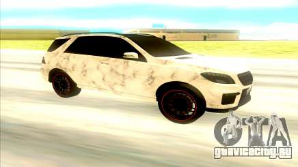 Mercedes-Benz ML63 для GTA San Andreas
