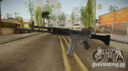 Daewoo K-2 Assault Rifle для GTA San Andreas