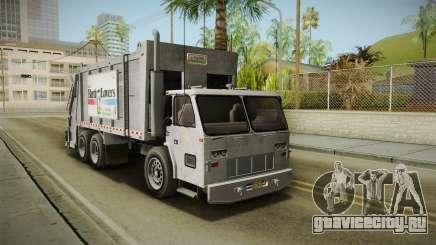 GTA 5 Jobuilt Trashmaster 2 для GTA San Andreas