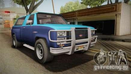 GTA 5 Vapid Bobcat S IVF для GTA San Andreas