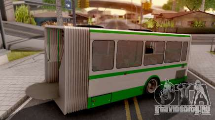 Прицеп к ЛиАЗу-6212 для GTA San Andreas