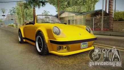 GTA 5 Pfister Comet Retro Cabrio для GTA San Andreas