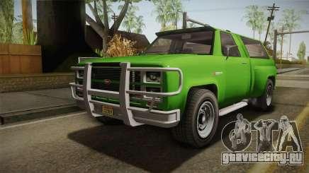 GTA 5 Vapid Bobcat S для GTA San Andreas
