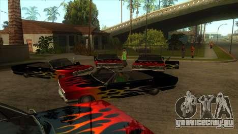 Visual Car Copypaster v1.0 для GTA San Andreas четвёртый скриншот