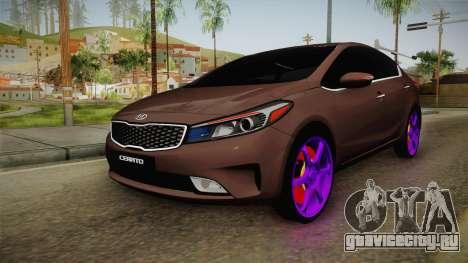 Kia Cerato Eccentric для GTA San Andreas