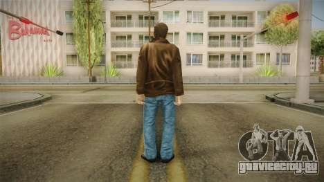 Peanut Romano from Bully Scholarship для GTA San Andreas третий скриншот