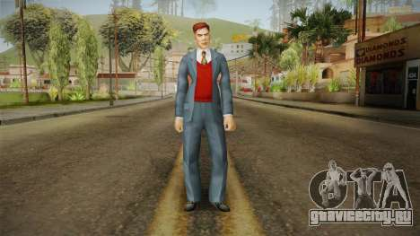 Galloway from Bully Scholarship для GTA San Andreas второй скриншот