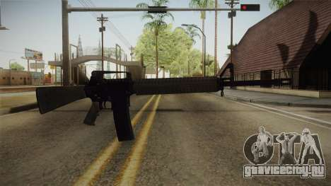 COD Advanced Warfare M16 для GTA San Andreas