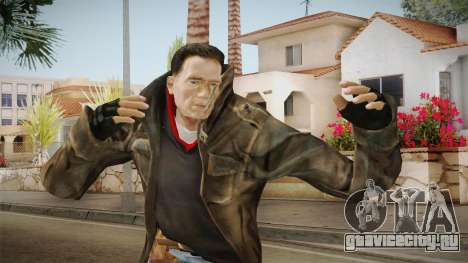 Arnold Schwarzenegger для GTA San Andreas