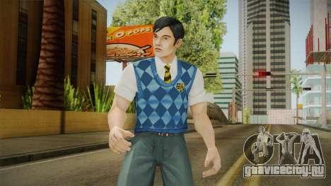 Parker Ogilvie from Bully Scholarship для GTA San Andreas