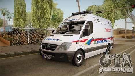 Mecerdes-Benz Sprinter YRP для GTA San Andreas