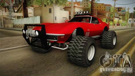 Chevrolet Corvette C2 Stingray Off Road для GTA San Andreas
