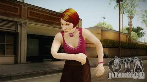Bethany Jones from Bully Scholarship для GTA San Andreas