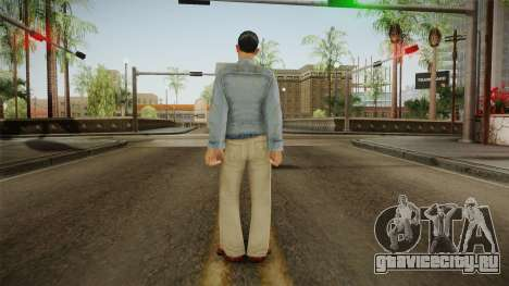 Lefty Mancini from Bully Scholarship для GTA San Andreas третий скриншот