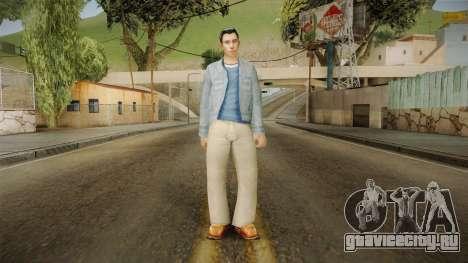 Lefty Mancini from Bully Scholarship для GTA San Andreas второй скриншот