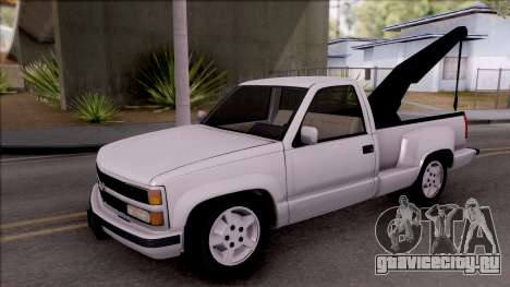 Chevrolet Grand Blazer Towtruck для GTA San Andreas
