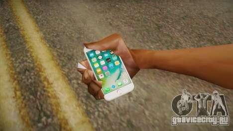 iPhone 7 Plus Gold для GTA San Andreas