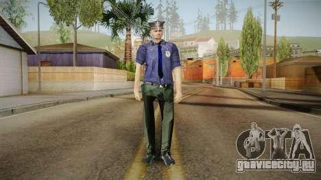 Driver PL Police Officer v3 для GTA San Andreas второй скриншот