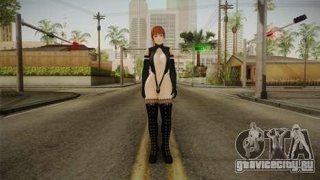 Dead Or Alive 5: LR - Kasumi Sexy Mod для GTA San Andreas