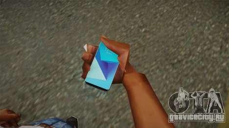 Samsung Galaxy S8 для GTA San Andreas второй скриншот
